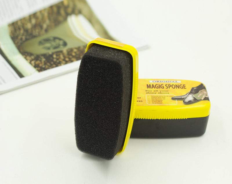 黄盖单面海绵鞋擦